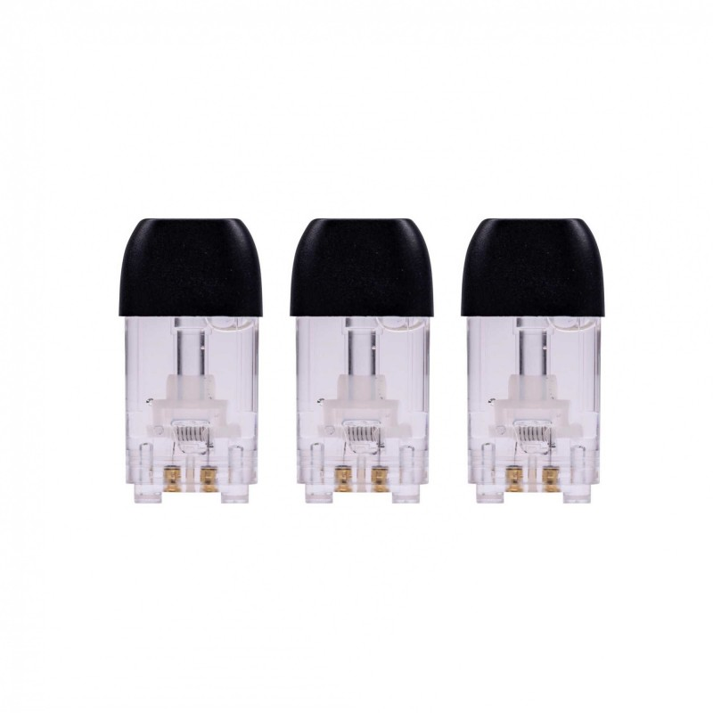 NZO Silver Tobacco Pods (3 Pack)