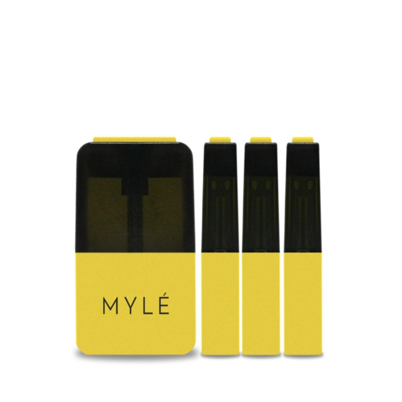 Myle Tropical Fruit Mix Pods (4 Pack)