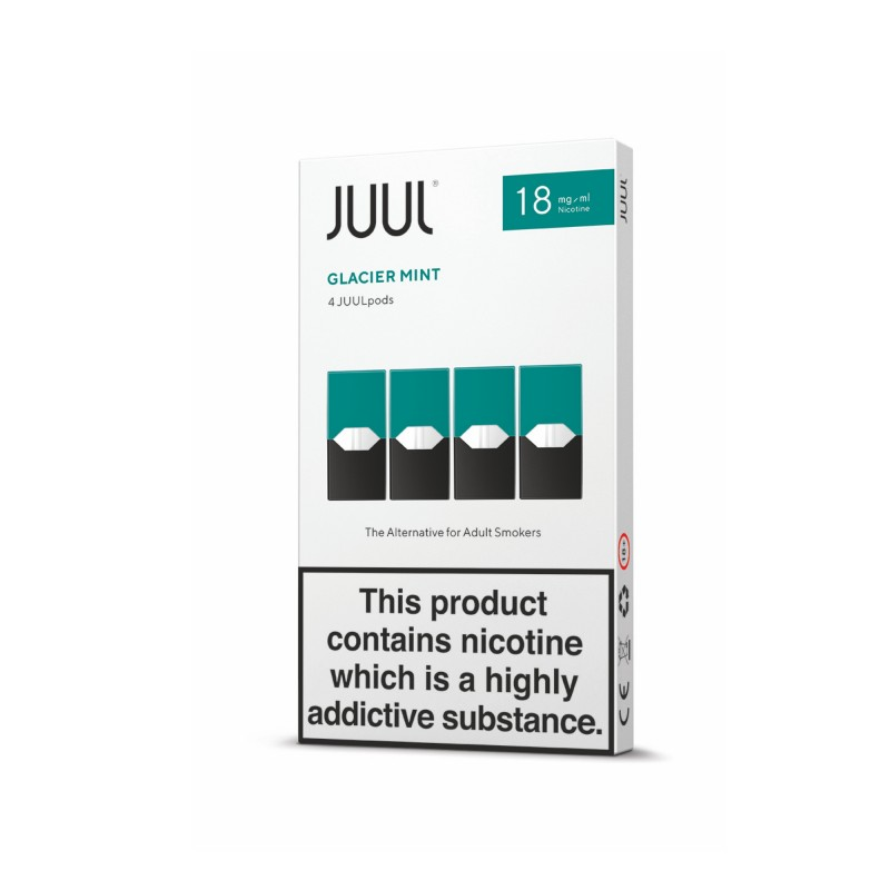 JUUL Pods - Mint (4 pack)