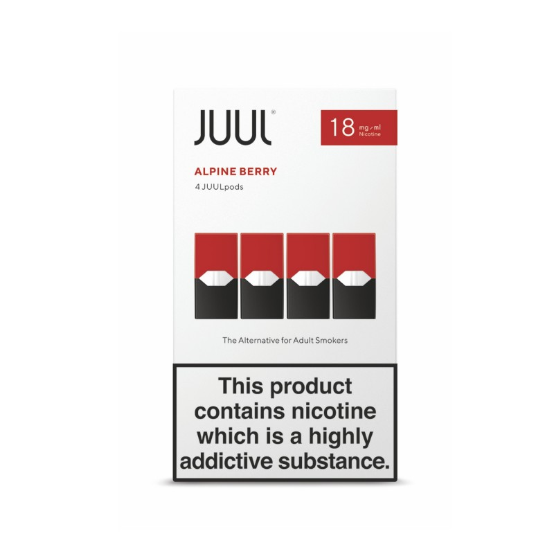 JUUL Pods - Berry (8 Boxes)