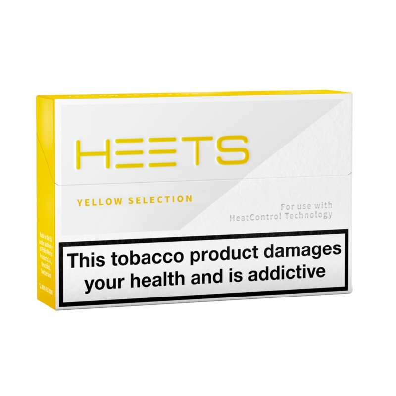 HEETS Yellow Label (for IQOS)