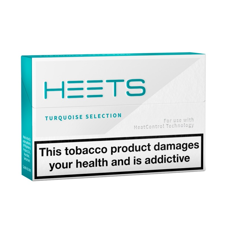 HEETS Turquoise Label (for IQOS)