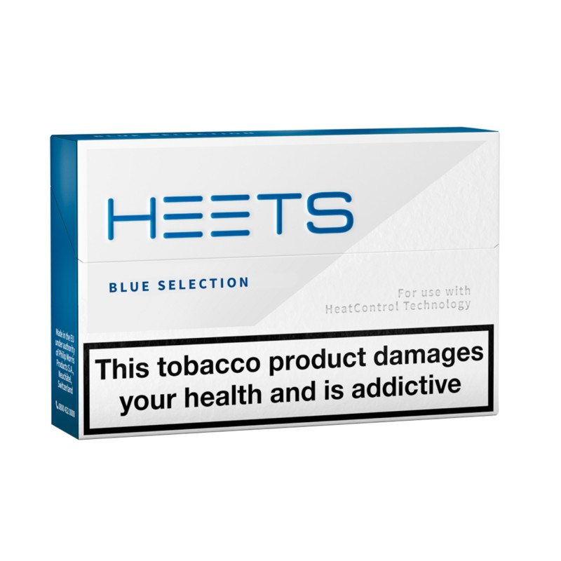 HEETS Blue Label (for IQOS)