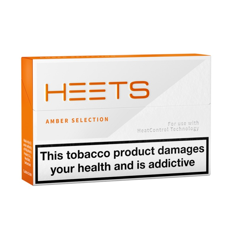 HEETS Amber Label (for IQOS)