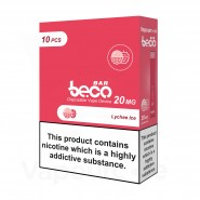Beco Bar Lychee Ice (10 Pack)